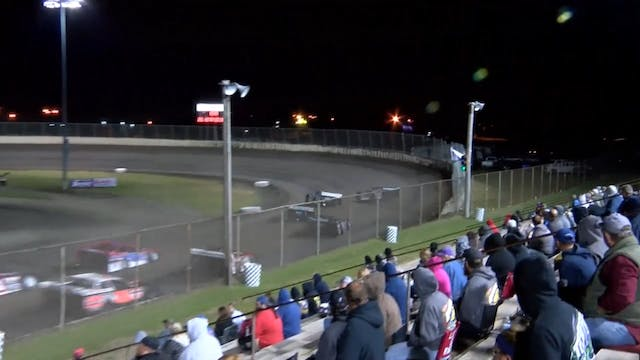 Mod Mania Late Model A-Main Tri City ...