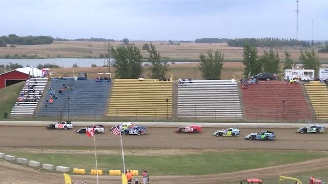 Wissota 100 Midwest Mod Heats I-94 Speedway 9/13/18