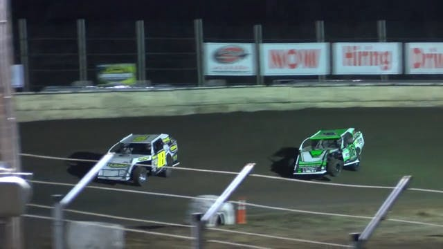 King of America B-Mod A-Main 3/15/18