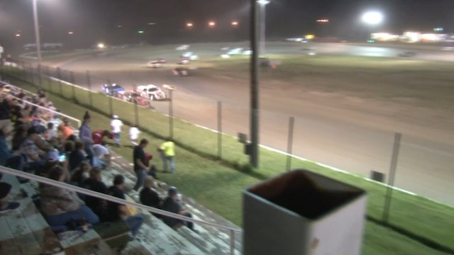 TOMS A-Main Southern Oklahoma Speedway 6/4/16