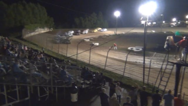 USRA Modifieds Memorial Day Makeup A-...