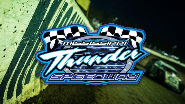 LIVE Mississippi Thunder Speedway 10/...