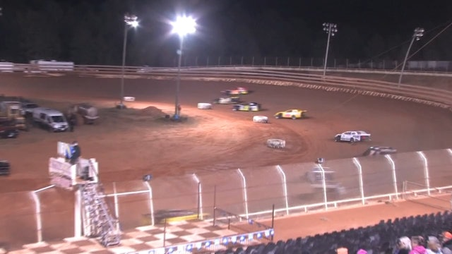 Limited Modified A-Main Lonestar Speedway 11/12/16