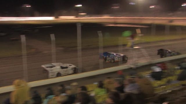 USMTS Lakeside Speedway Feature Highl...