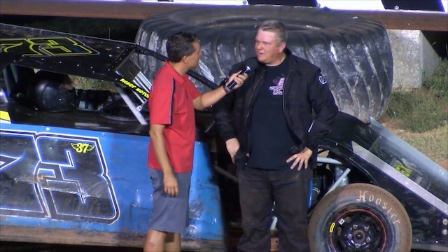Limited Modified A Main Lawton Speedway 7-28-18
