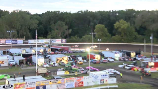 USRA Nationals B-Mod Heats Hamilton C...