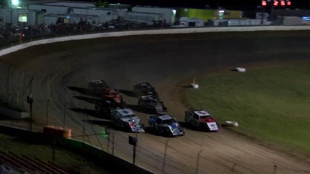 Wissota 100 Modified Heats I-94 Speedway 9/13/18