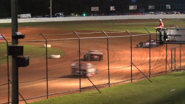 Sooner Limited Modified Heats at Red ...