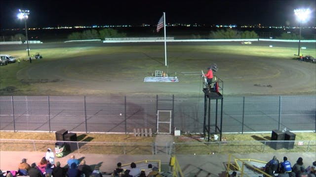 USRA Limited Mod Heats South Texas Sp...