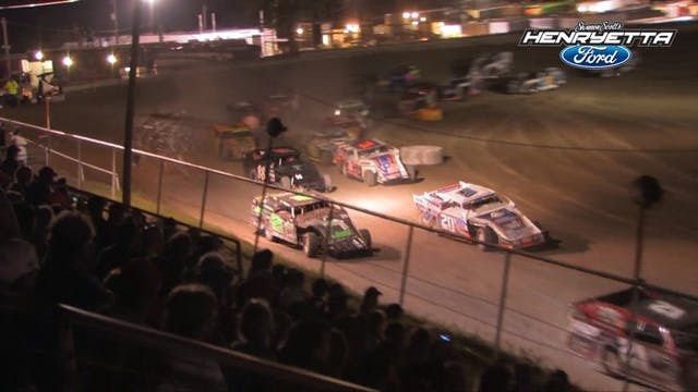 USMTS Grayson County Speedway A Main ...