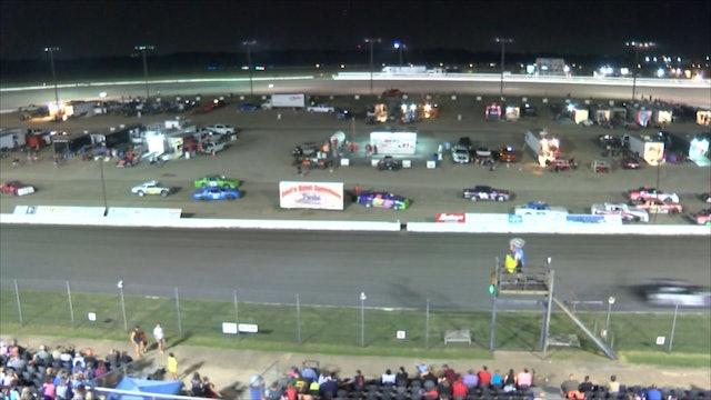 USRA Limited Mods A-Main Devil's Bowl Speedway 7/6/19