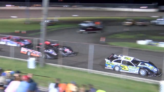 UMP Late Model Heats Tri City Speedwa...
