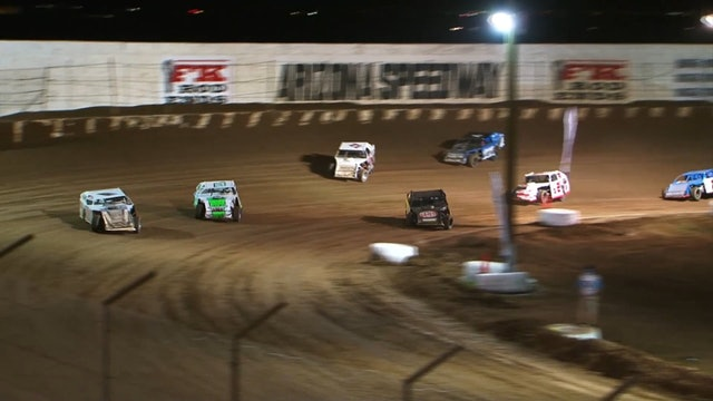 Wild West Shootout X-Mod A-Main Arizona Speedway 1/12/20