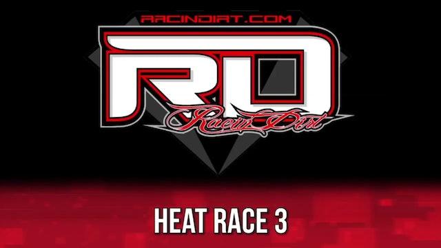 MARS Paducah Heat Race Highlights 08/24/12