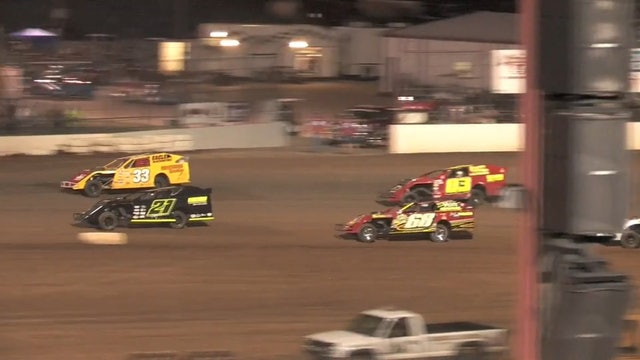 USRA Modified A-Main Lucas Oil Speedway 08/23/14