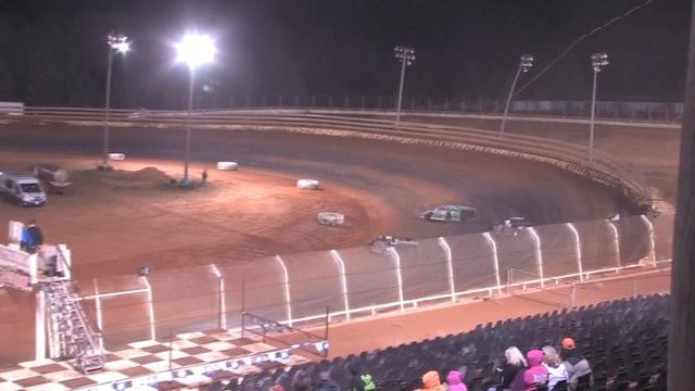 Modifieds A-Main Lonestar Speedway 11/12/16