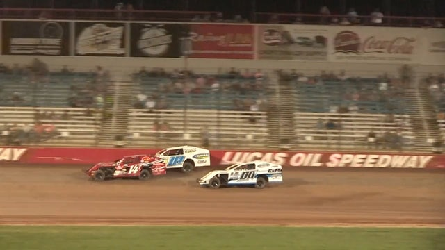 USRA B-Mod A-Main Lucas Oil Speedway 9/1/18