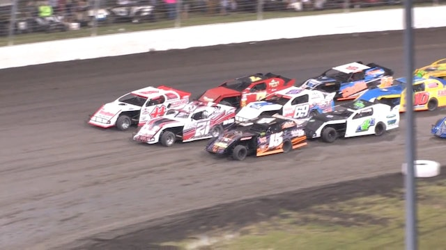 Limited Modified A-Main Texas Motor Speedway 9/10/16