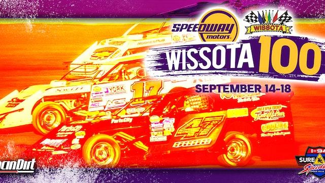 Stream Archive Wissota 100 I-94 Speedway 9/15/21