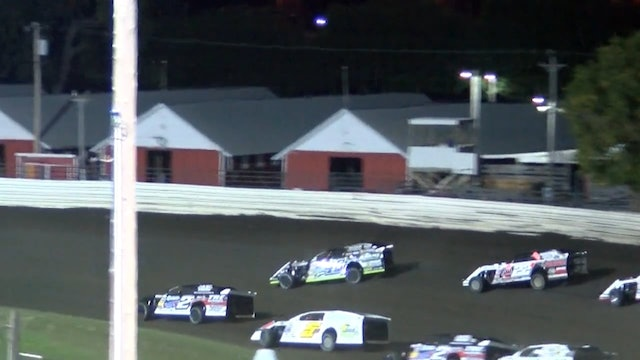 Wissota 100 Modified A-Main Dakota State Fair Speedway 9/17/16
