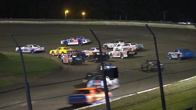 WISSOTA Street Stock A-Main Deer Creek Speedway 5/22/21