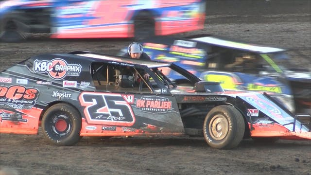 AMS Modifieds Heats at Fairbury Speed...
