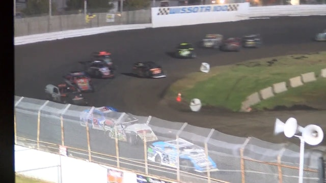 Wissota 100 Modified A-Main Dakota State Fair Speedway 9/16/16