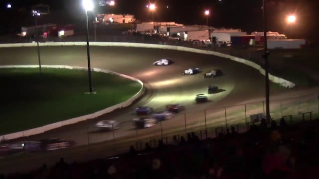 Batesville Modified Feature 4-13-12