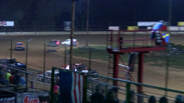 Street Stock A-Main Midway Speedway 9...
