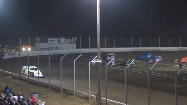 USRA Modified Feature Humboldt Speedway 3/12/16