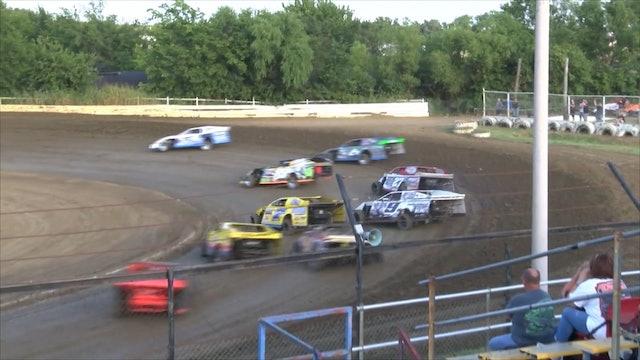 USRA Modified Heats Creek County Speedway 7/21/19