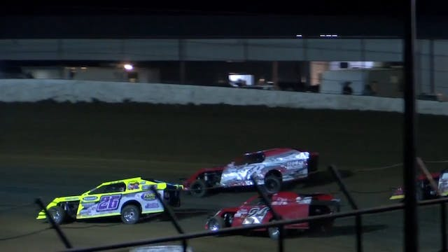 USMTS Heats Cotton Bowl Speedway 2/11/17