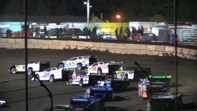 American Ethanol Late Model A-Main Fairbury Speedway 8/31/19