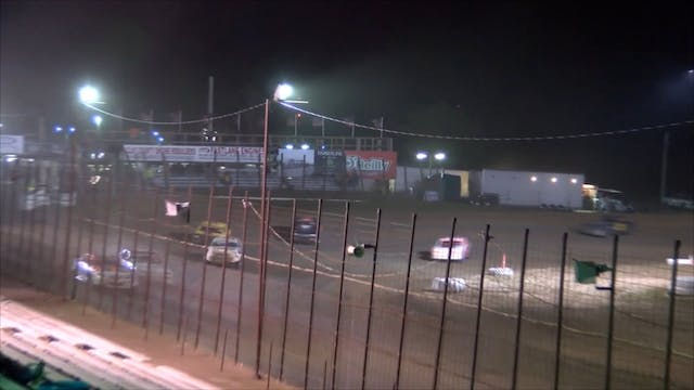 Usra Stock Car B Feature I-35 Speedwa...
