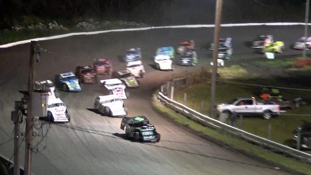 USRA Nationals Modifed A-Main Hamilton County Speedway 9/27/19