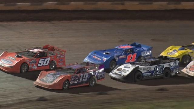 USRA Late Model A-Main Masters Cedar Lake Speedway 6/18/21