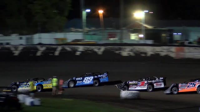 Late Model A-Main American Legion Spe...