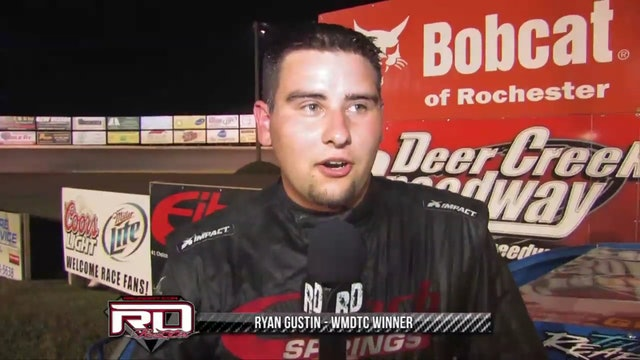 WMDTC Post Race Interviews 07/28/12