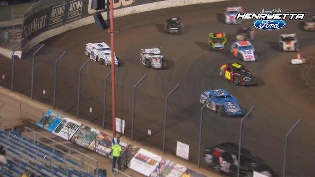USRA Modifieds A Main Lucas Oil Speedway 6/7/14