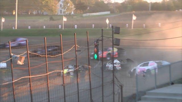 Usra B-mod Lcq's I-35 Speedway 10-20-18