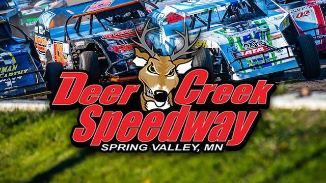 LIVE Deer Creek Speedway 5/8/21