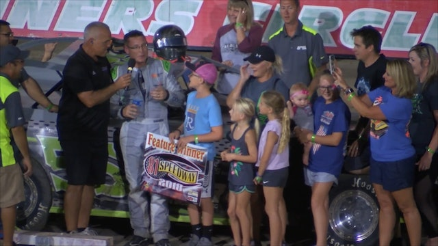 Rookie Modified A-main At 81 Speedway 8-17-18