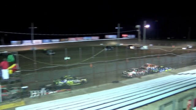 USRA Nationals Stock Car A-Main I-35 ...