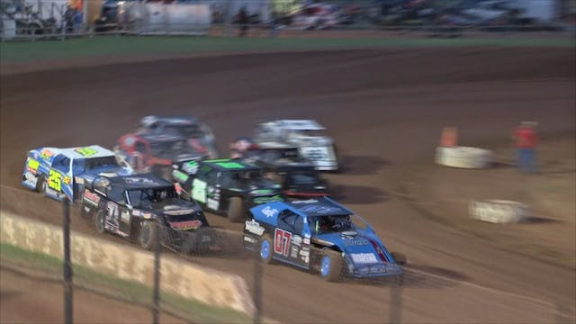 USRA Modified Heats Lawton Speedway 5...
