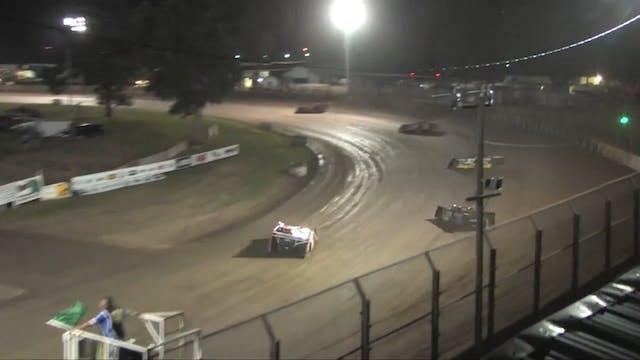 MLRA West Liberty Raceway A Main 8/4/15
