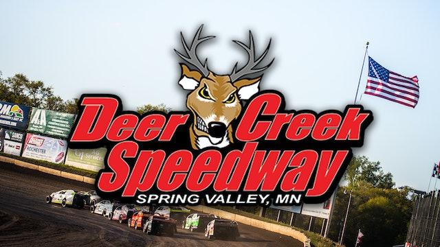 Stream Archive Deer Creek Speedway 8/14/21