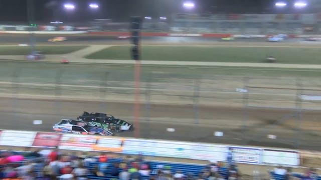 USMTS A-Main Lucas Oil Speedway 8/4/18