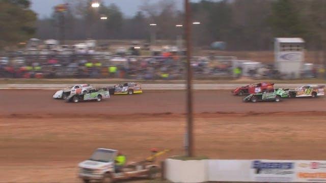 USMTS Ark La Tex Speedway Heats 3/22/14