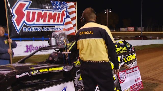 AMS Post Race Forence Speedway 10/25/15