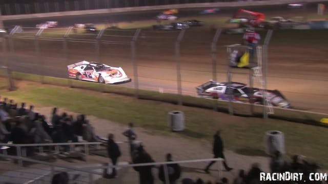 MARS / NCRA Late Model A-Main 05/07/11
